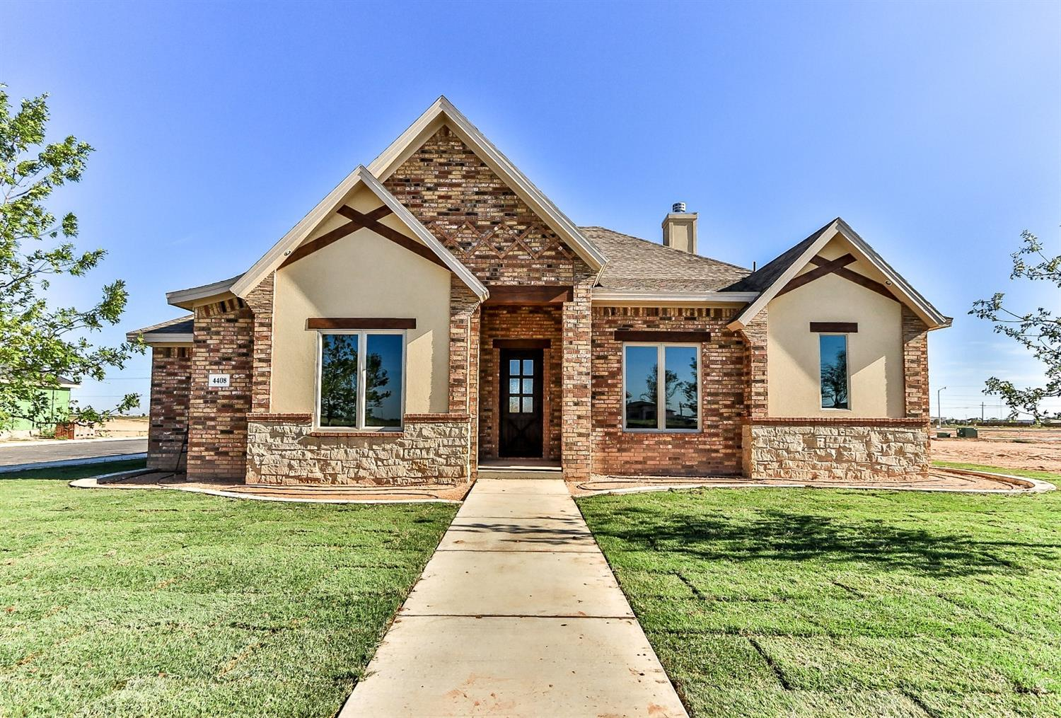 One of Lubbock 4 Bedroom Homes for Sale at 4408 139th Street