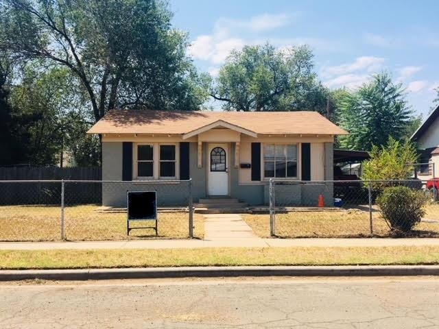 1921 27th Street, Lubbock, Texas