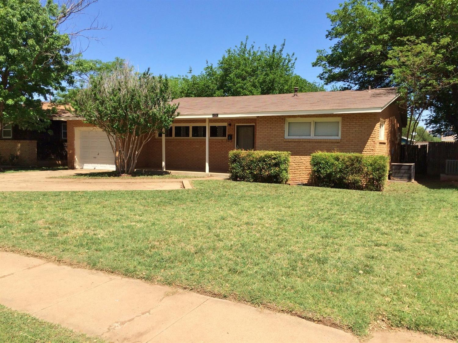 4104 31st Street, Lubbock in Lubbock County, TX 79410 Home for Sale