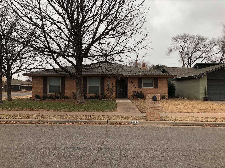 4620 64th Street, Lubbock, Texas