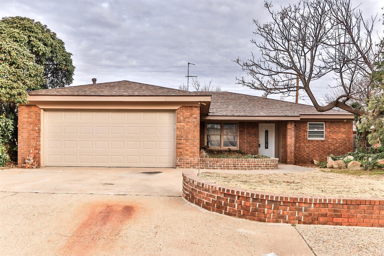 4814 62nd Street, Lubbock, Texas