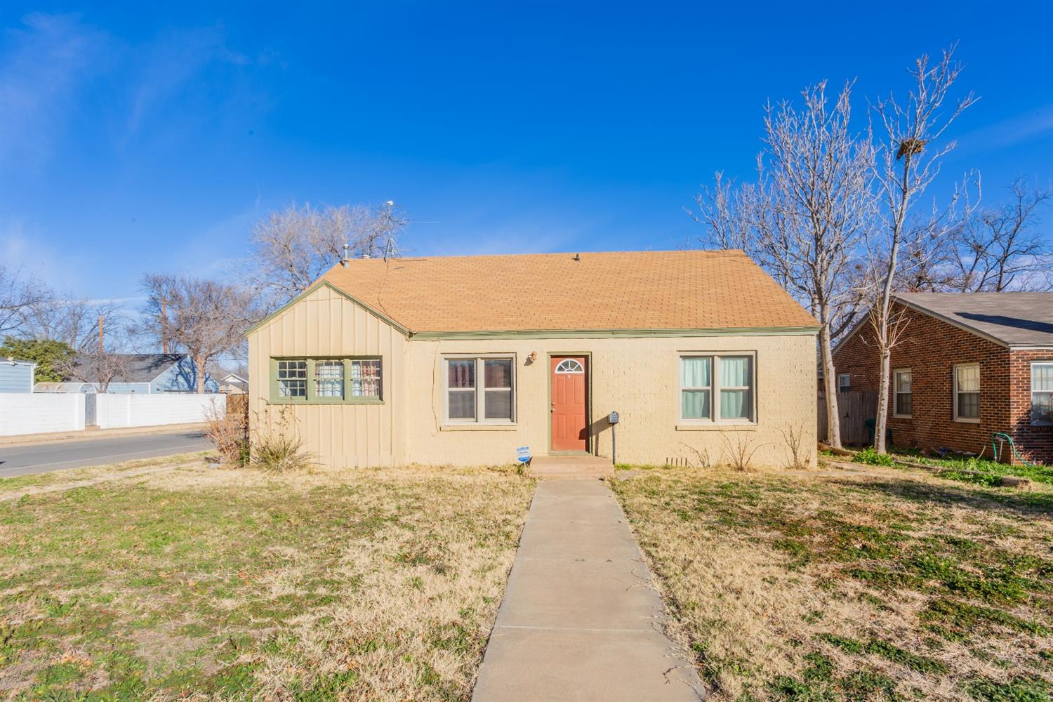 1724 28th Street, Lubbock, Texas
