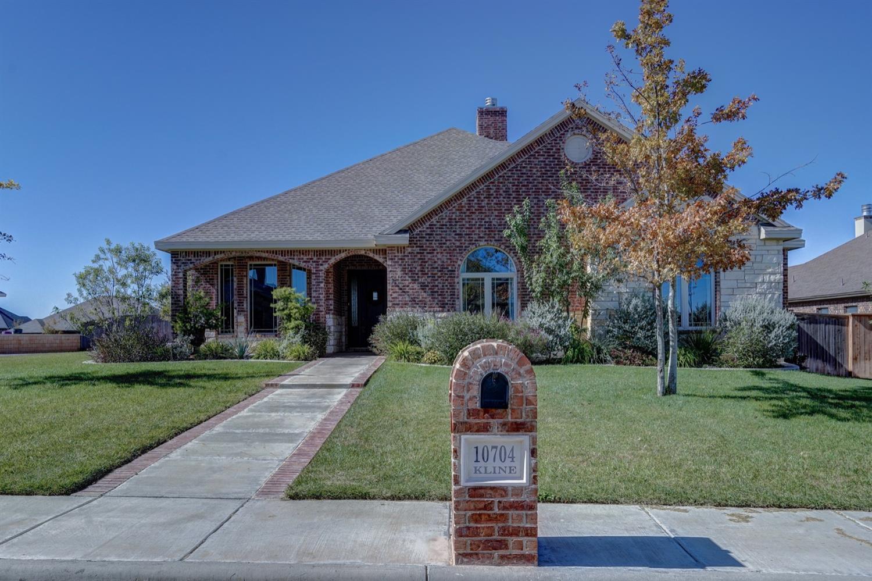 10704 Kline Avenue, Lubbock in Lubbock County, TX 79424 Home for Sale
