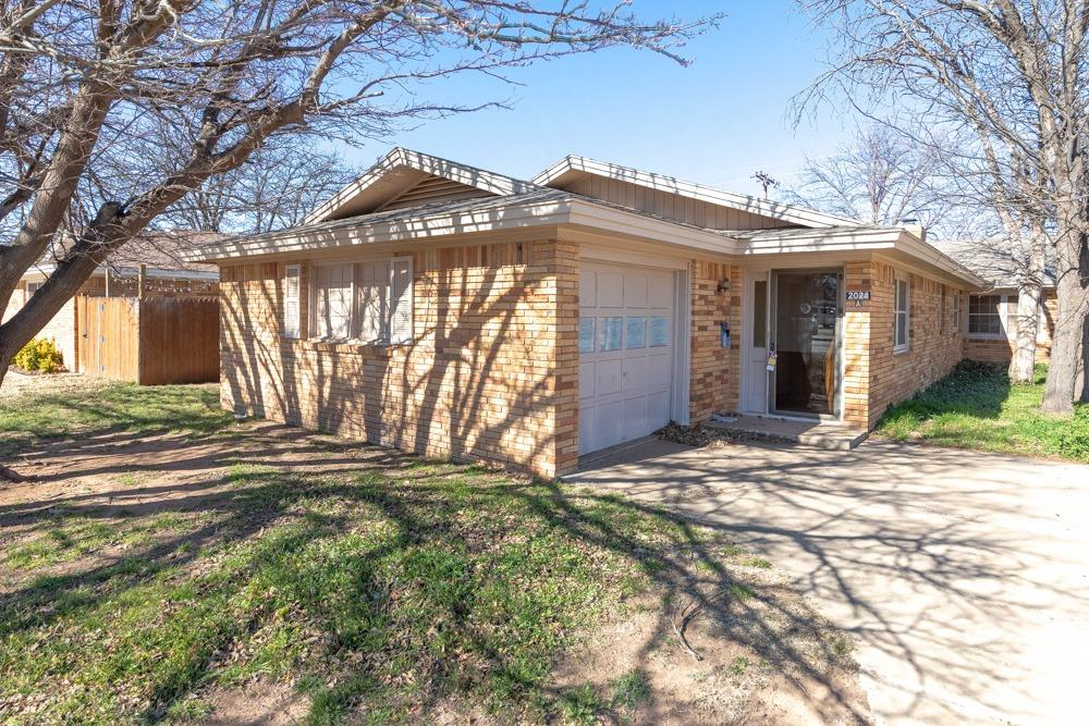 2024 54th Street, Lubbock, Texas