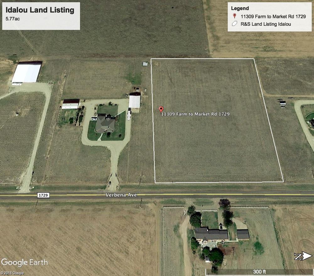 11309 N Farm Road 1729 Idalou, TX 79329