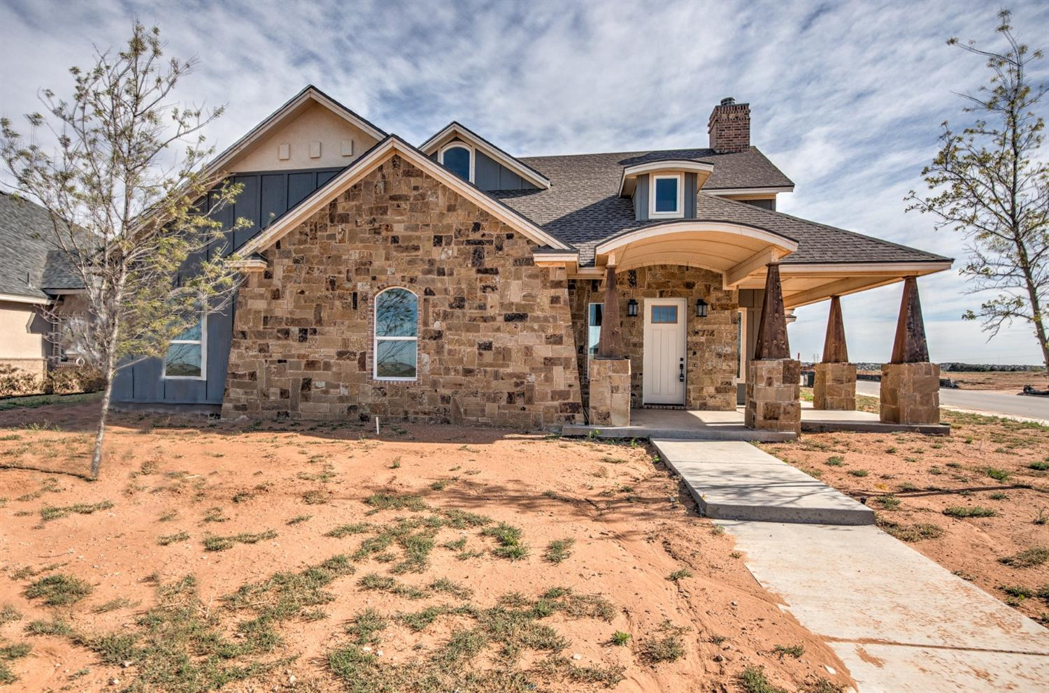 One of Lubbock 4 Bedroom Homes for Sale at 7026 103rd Street