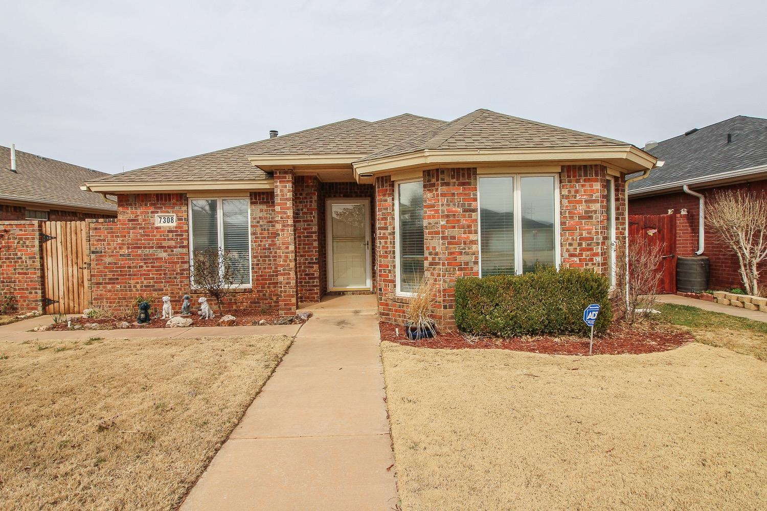 7308 60th Street, Lubbock in Lubbock County, TX 79407 Home for Sale