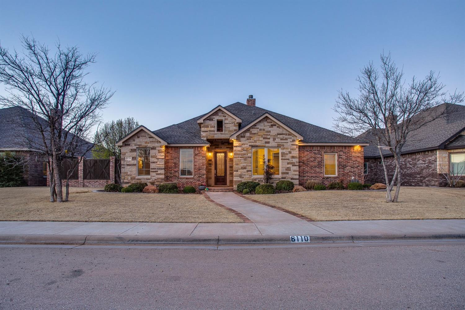 6110 93rd Street, Lubbock in Lubbock County, TX 79424 Home for Sale