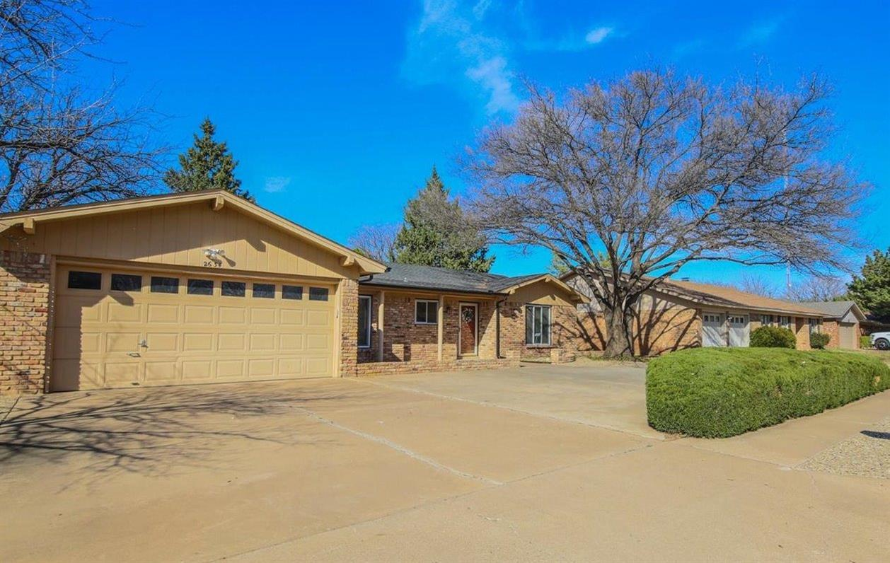 2634 77th Street, Lubbock in Lubbock County, TX 79423 Home for Sale