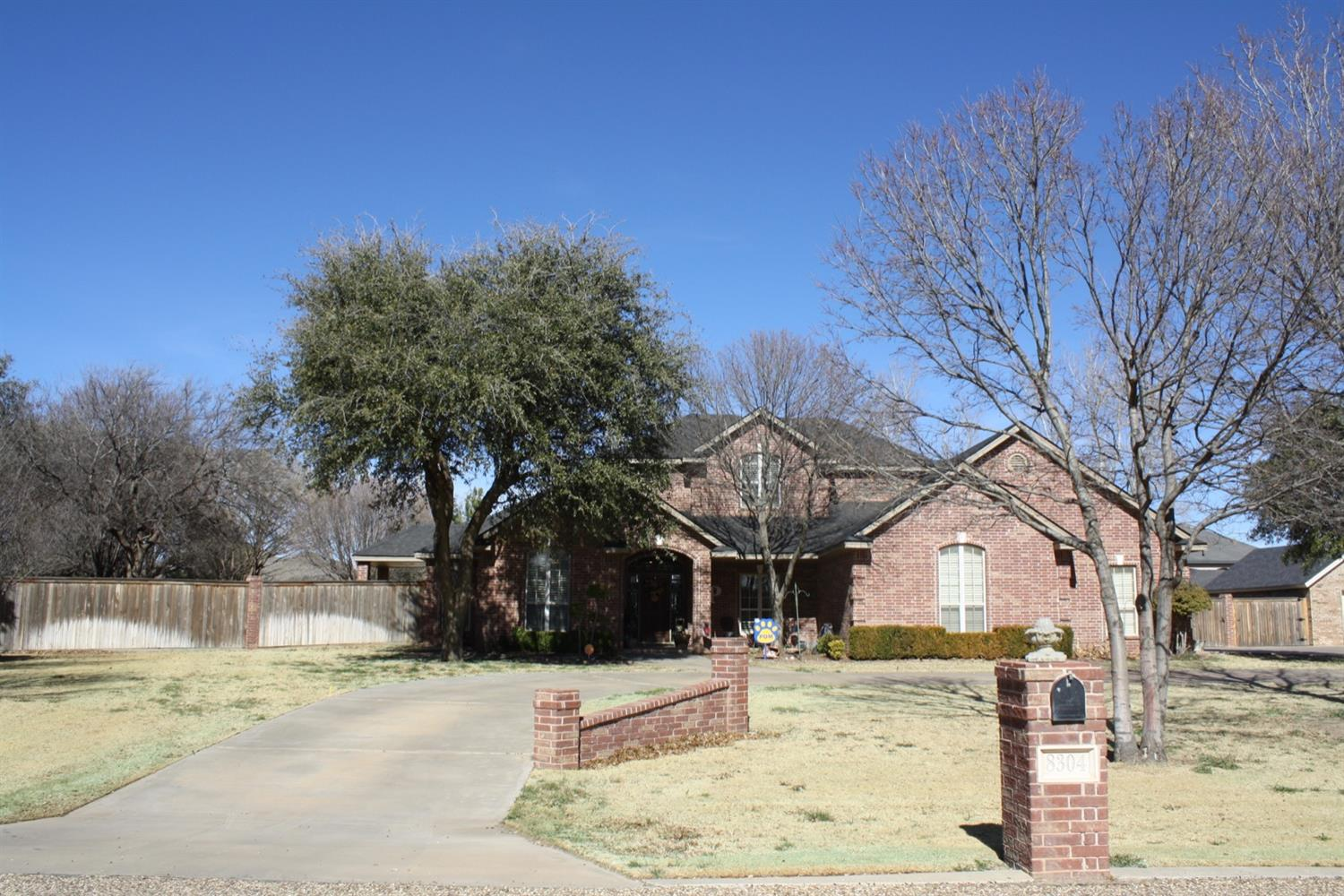 8304 County Road 6915, Lubbock in Lubbock County, TX 79407 Home for Sale
