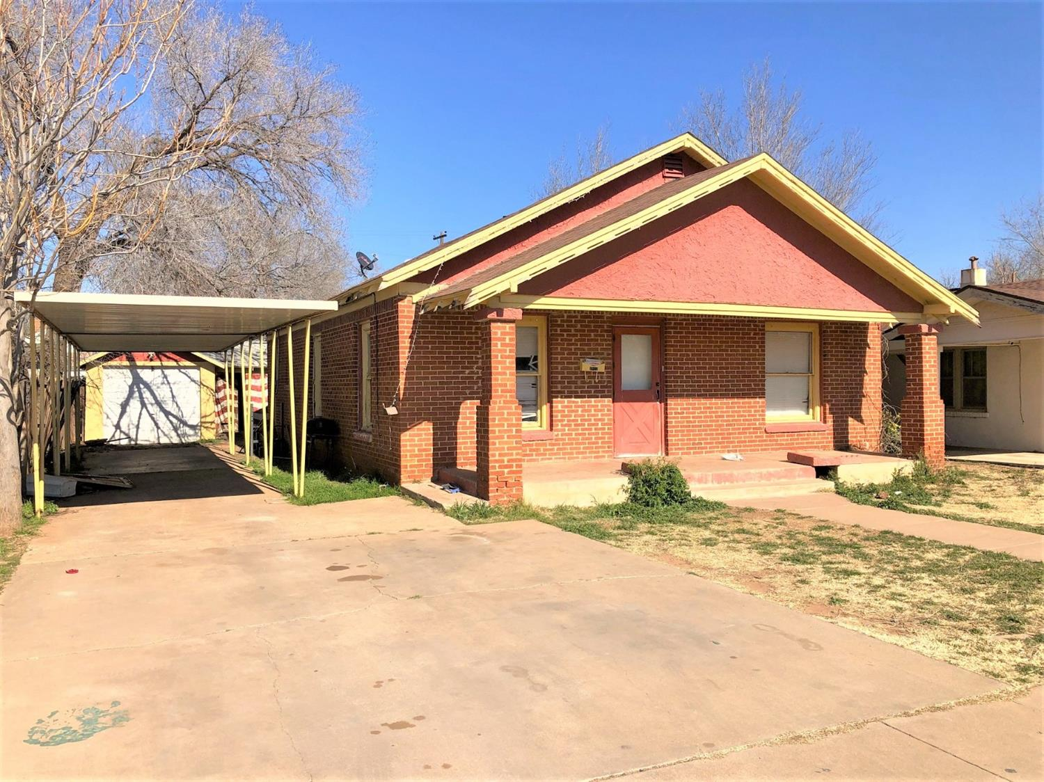 1922 26th Street, Lubbock in Lubbock County, TX 79411 Home for Sale