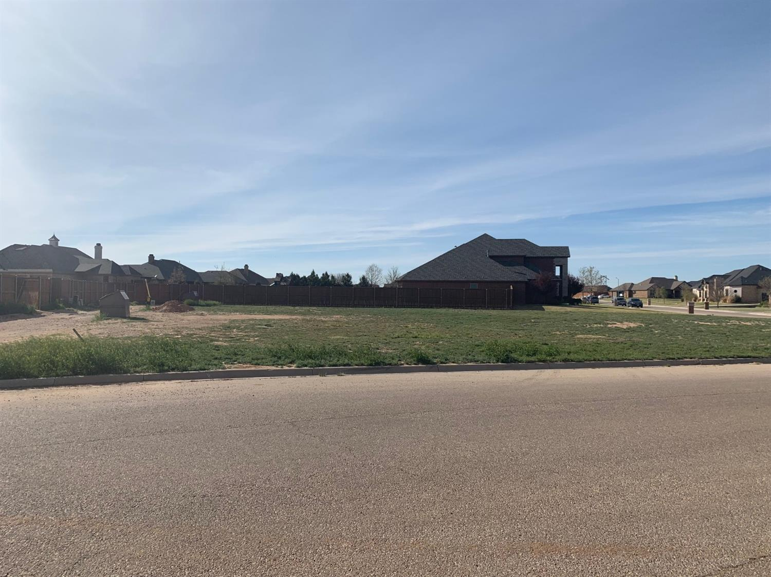 One of Lubbock Homes for Sale at 6201 109th Street