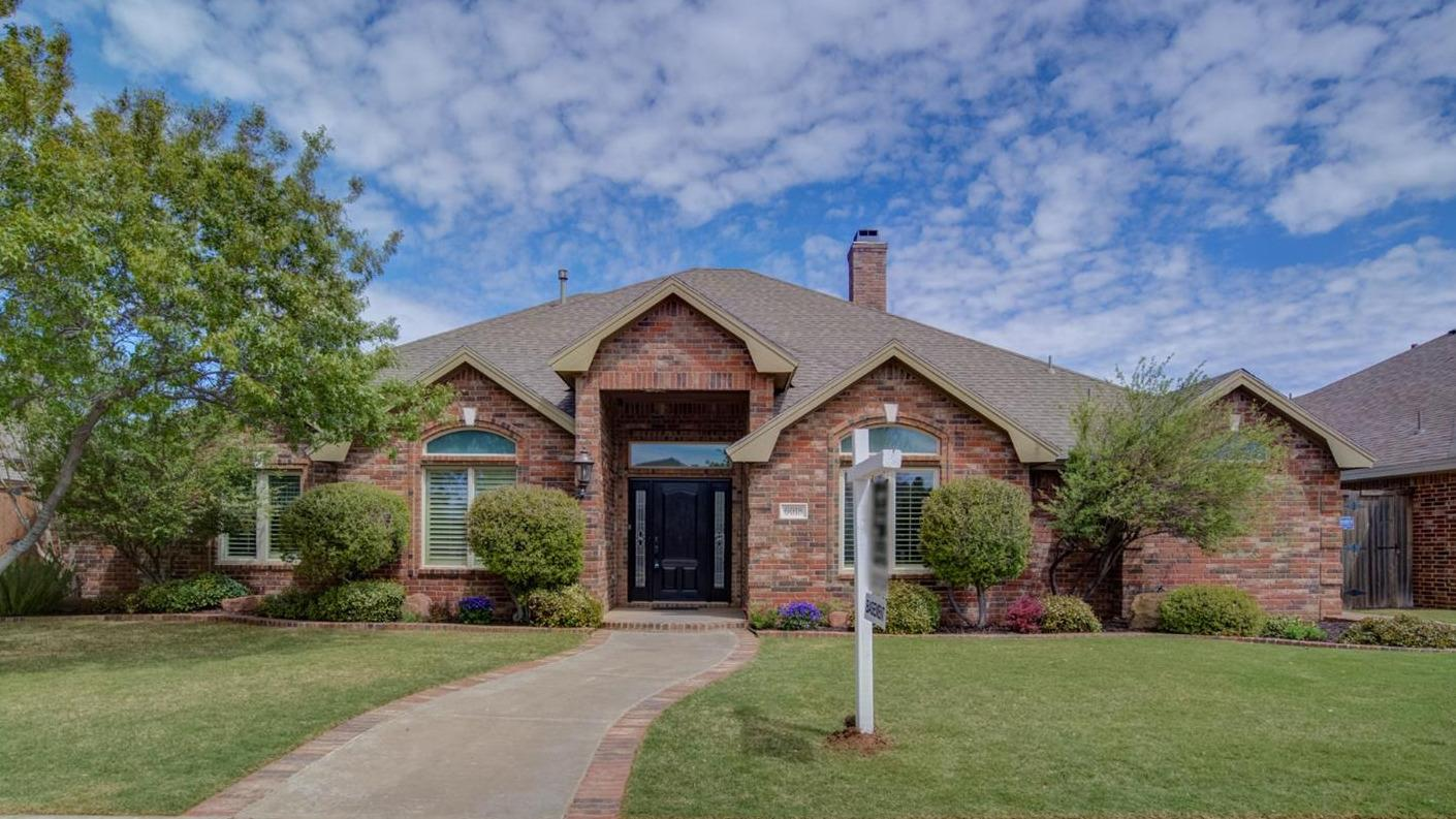 One of Lubbock 4 Bedroom Homes for Sale at 6018 84th Street