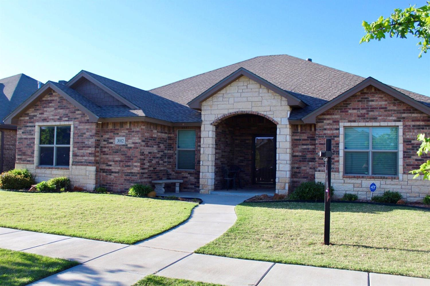 3012 112th Street, Lubbock in Lubbock County, TX 79423 Home for Sale