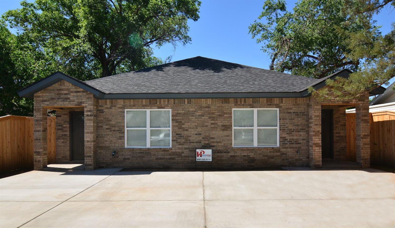 2311 20th Street, Lubbock, Texas