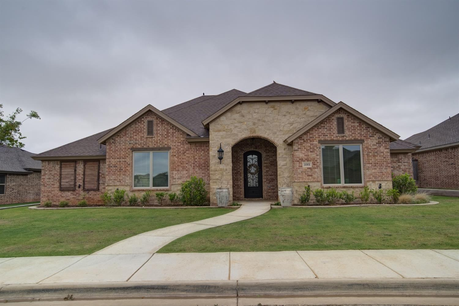 4001 124th Street, Lubbock in Lubbock County, TX 79423 Home for Sale