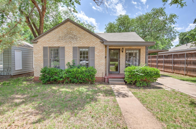 2709 22nd Street, Lubbock, Texas