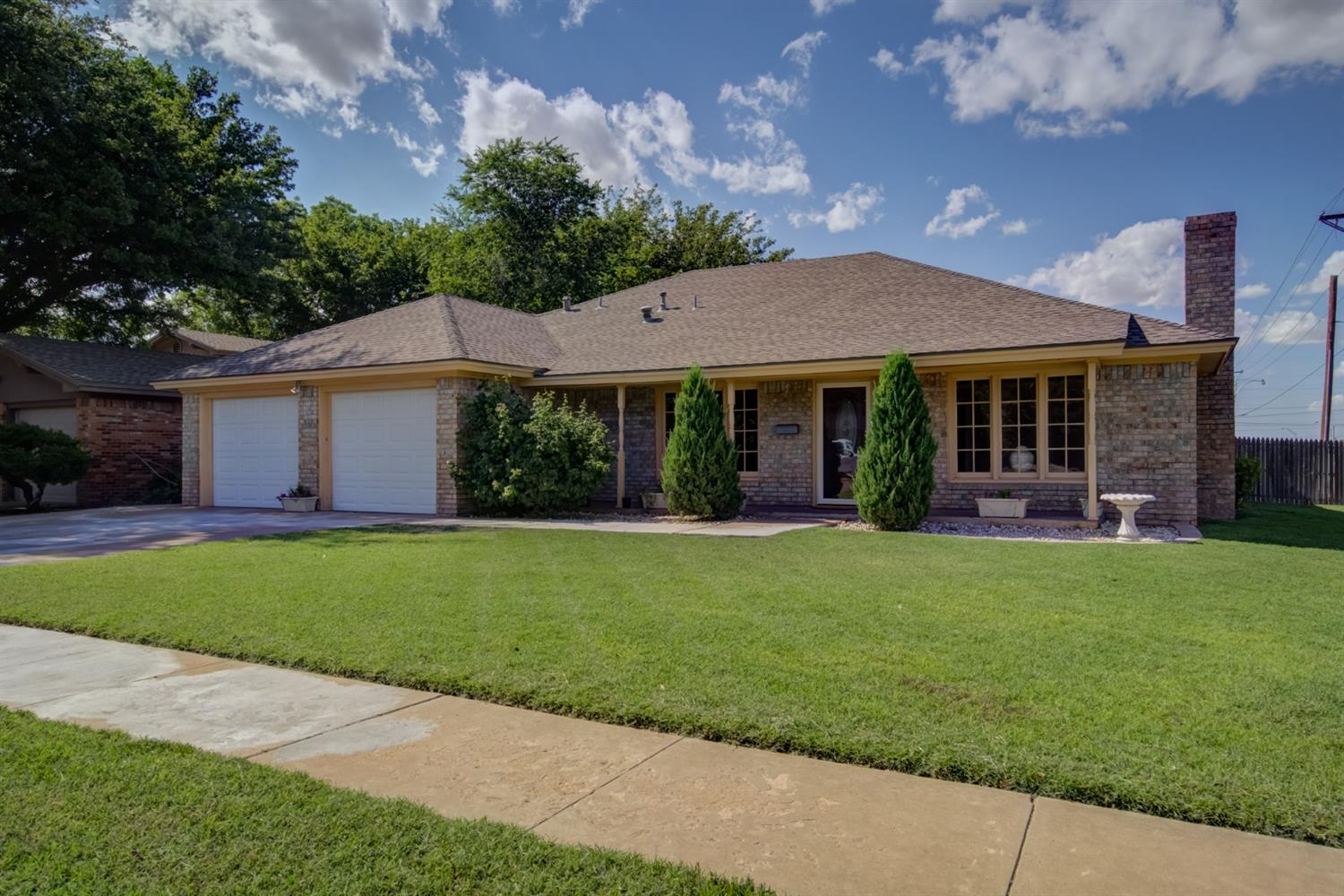 3402 75th Street, Lubbock in Lubbock County, TX 79423 Home for Sale