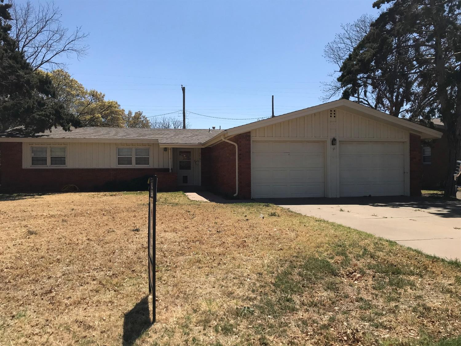 3505 47th Street, Lubbock in Lubbock County, TX 79413 Home for Sale