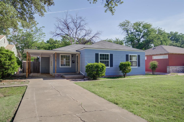 2818 25th Street, Lubbock, Texas