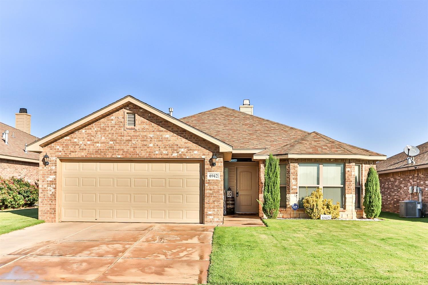 6942 37th Street, Lubbock in Lubbock County, TX 79407 Home for Sale