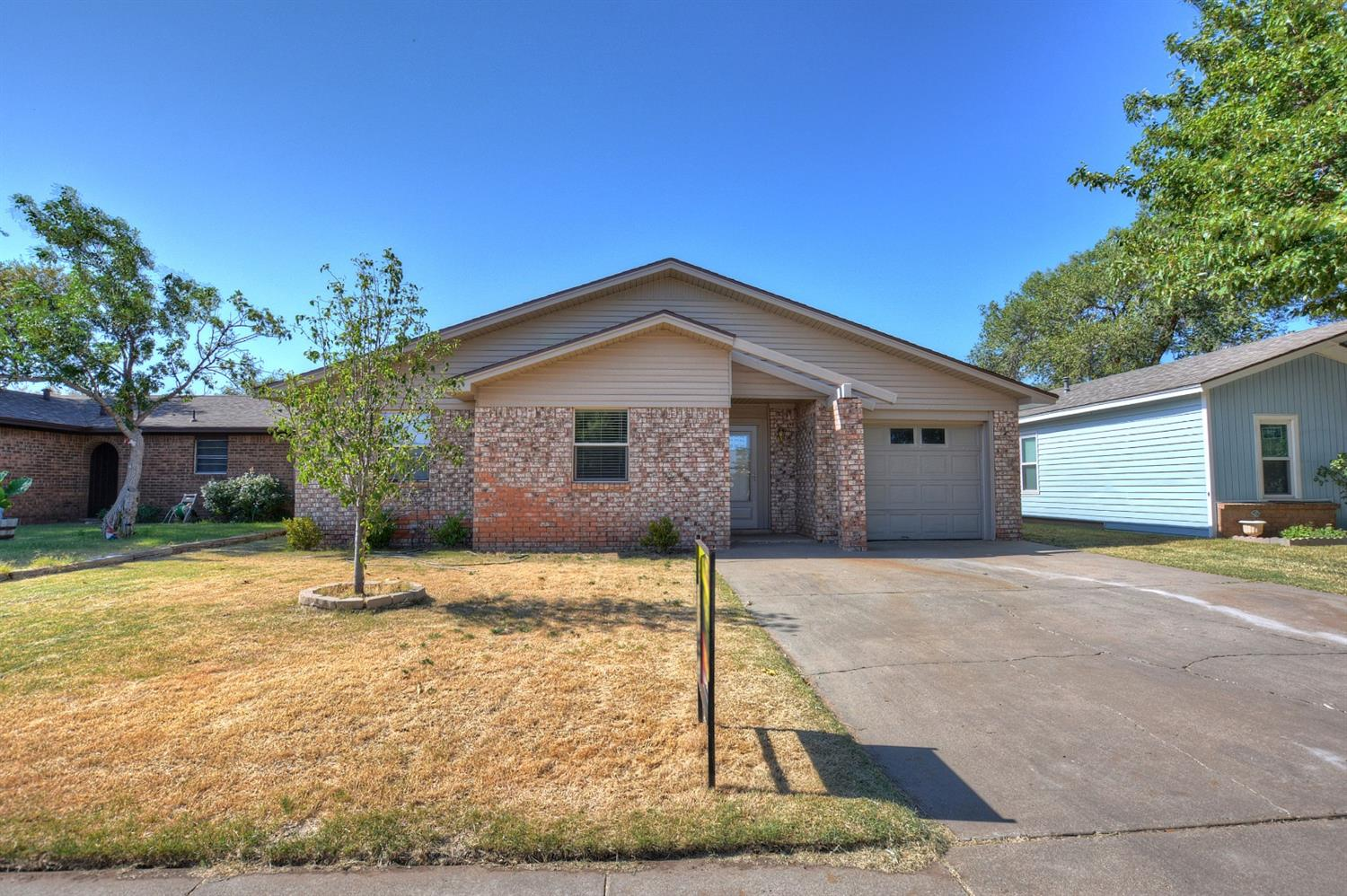 6311 27th Street, Lubbock in Lubbock County, TX 79407 Home for Sale