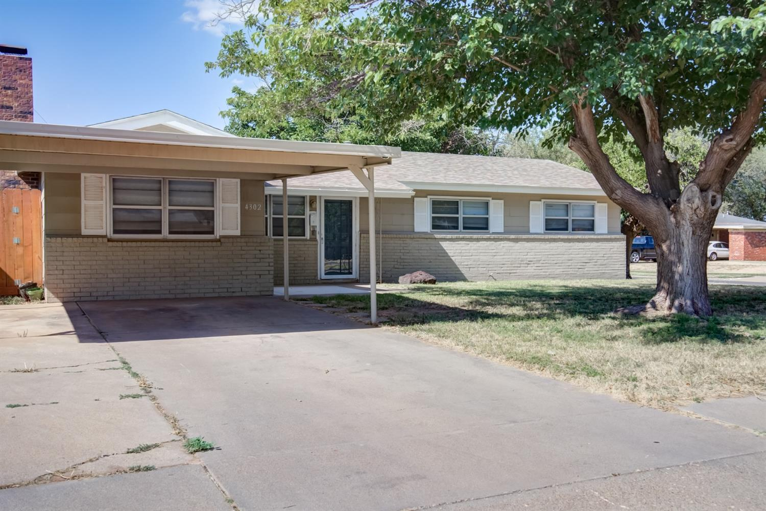 4302 29th Street, Lubbock in Lubbock County, TX 79410 Home for Sale