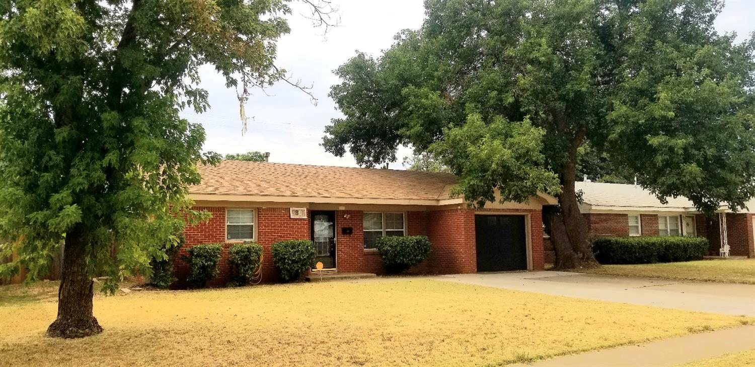 2807 63rd Street, Lubbock in Lubbock County, TX 79413 Home for Sale