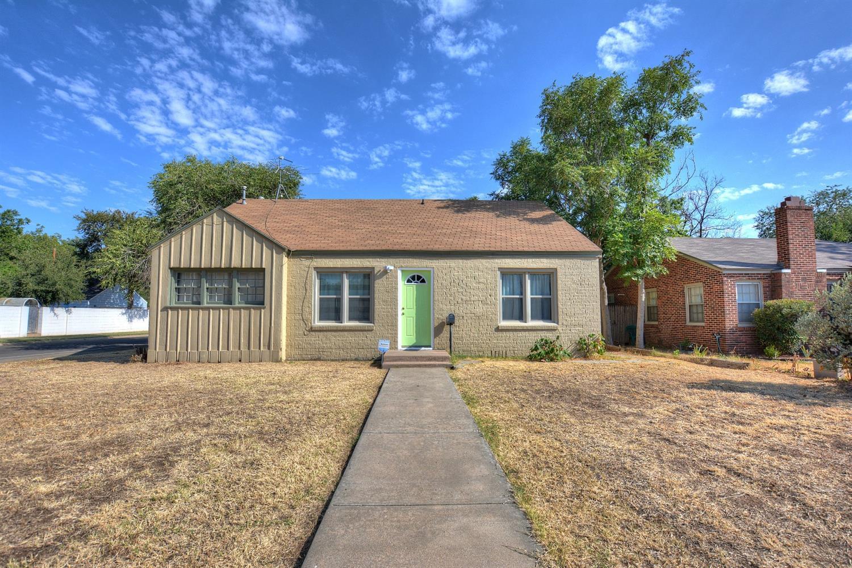 1724 28th Street, Lubbock, Texas