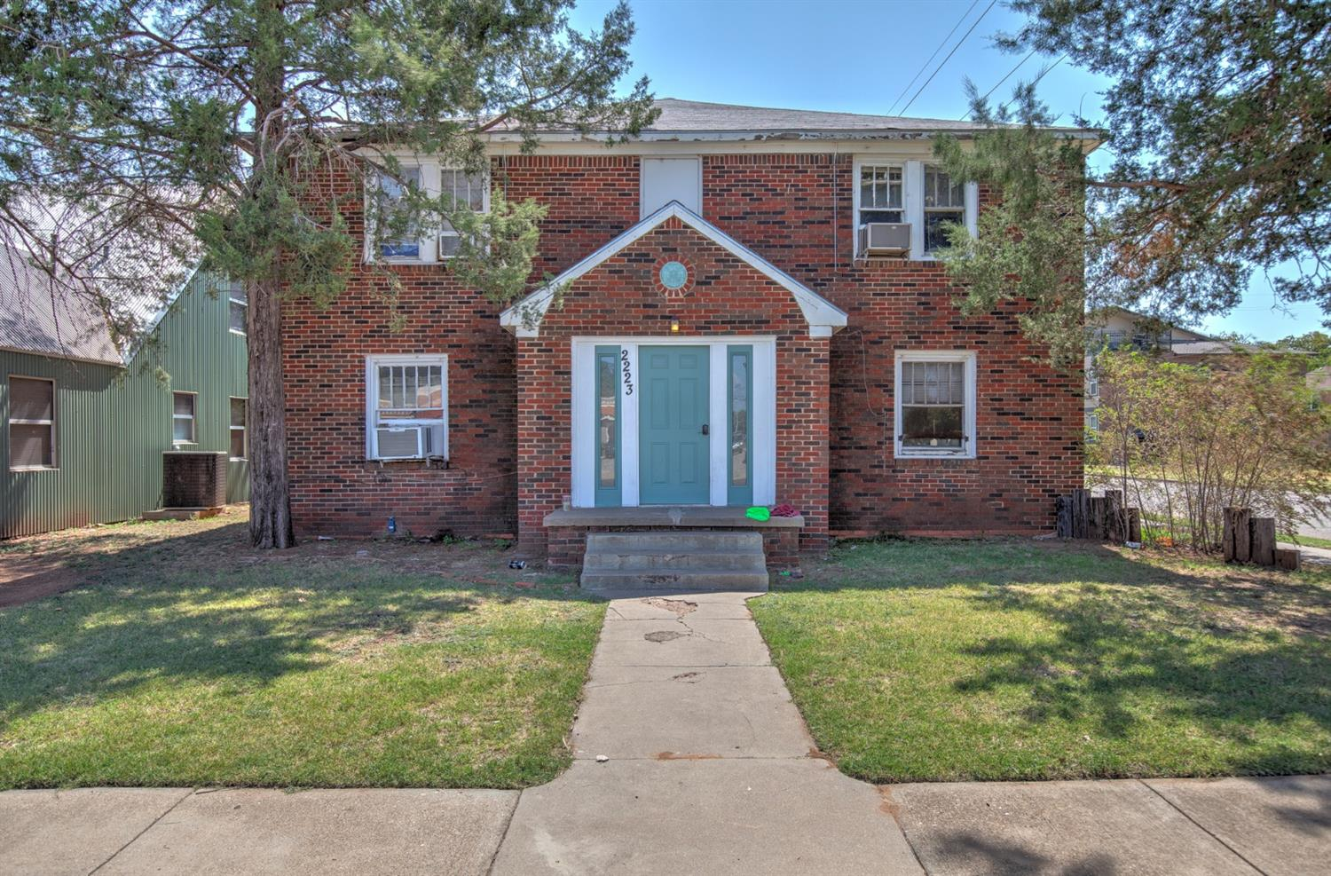 2223 15th Street, Lubbock in Lubbock County, TX 79401 Home for Sale