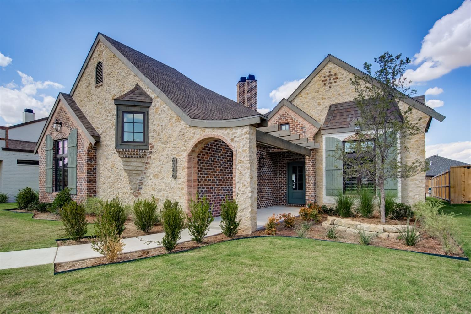 One of Lubbock 4 Bedroom Homes for Sale at 6346 88th Street
