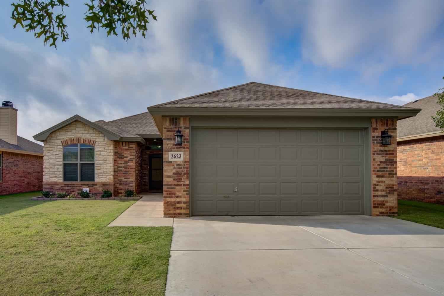 2623 112th Street, Lubbock in Lubbock County, TX 79423 Home for Sale