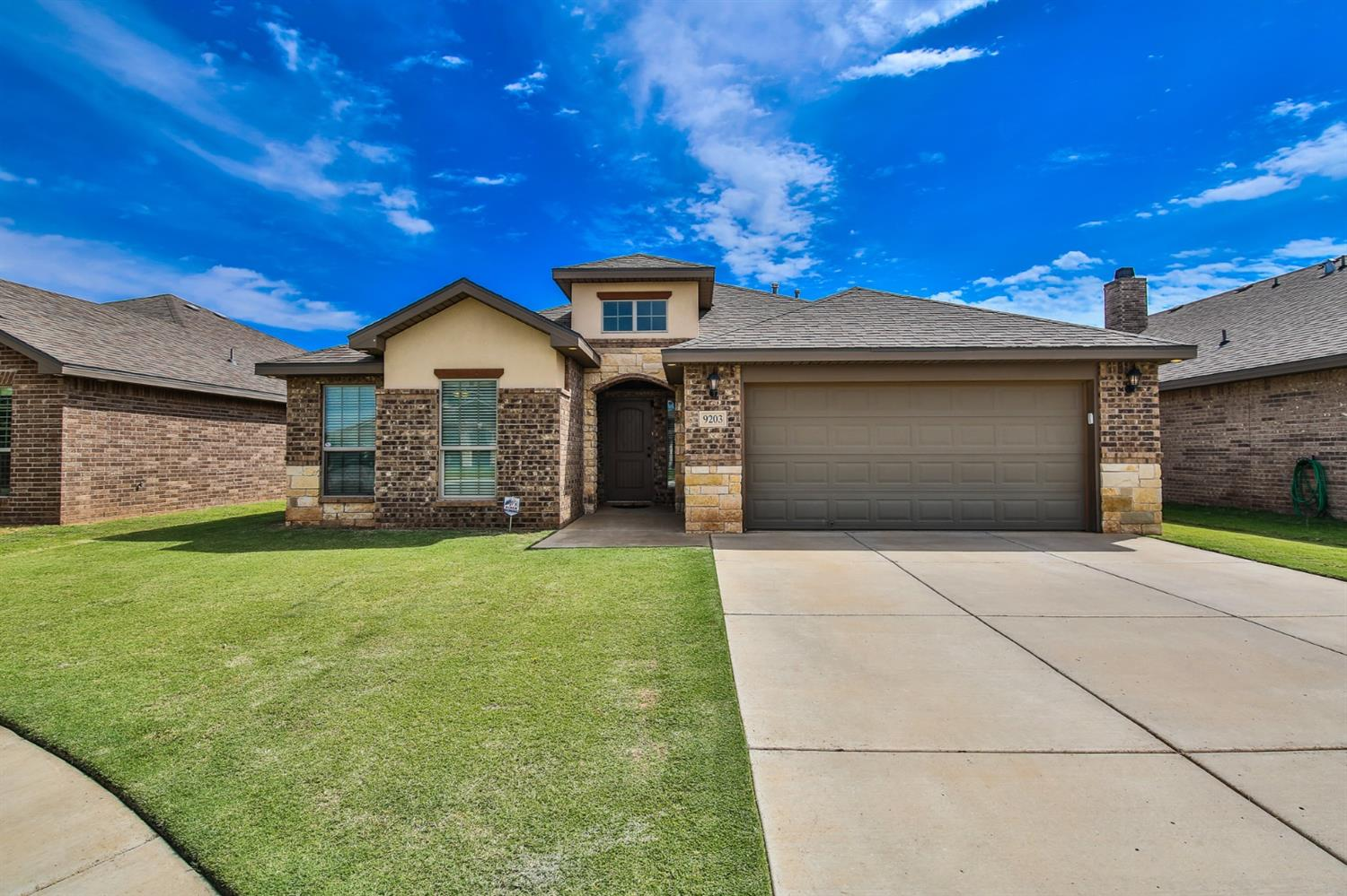 9203 Turner Avenue, Lubbock in Lubbock County, TX 79424 Home for Sale