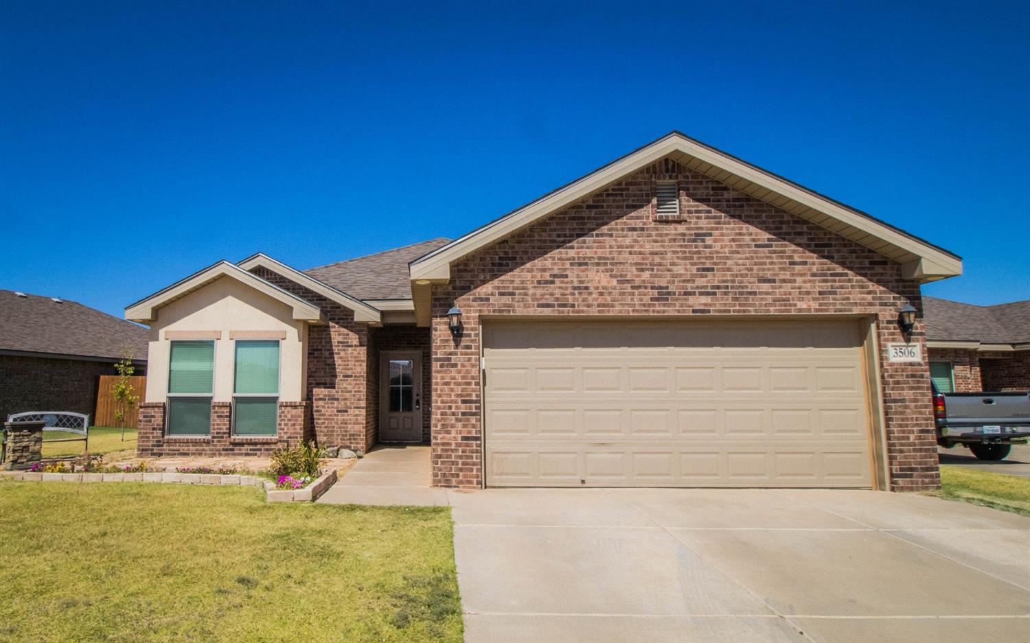 3506 Rochester Avenue, Lubbock in Lubbock County, TX 79407 Home for Sale