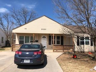 2420 26th Street, Lubbock, Texas