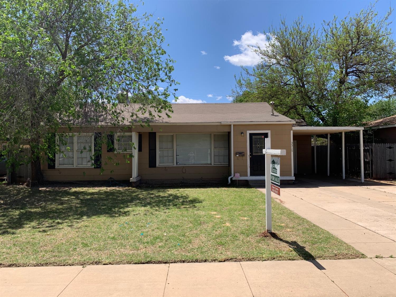 3315 31st Street, Lubbock, Texas