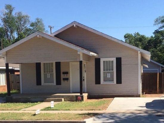 2319 15th Street, Lubbock, Texas