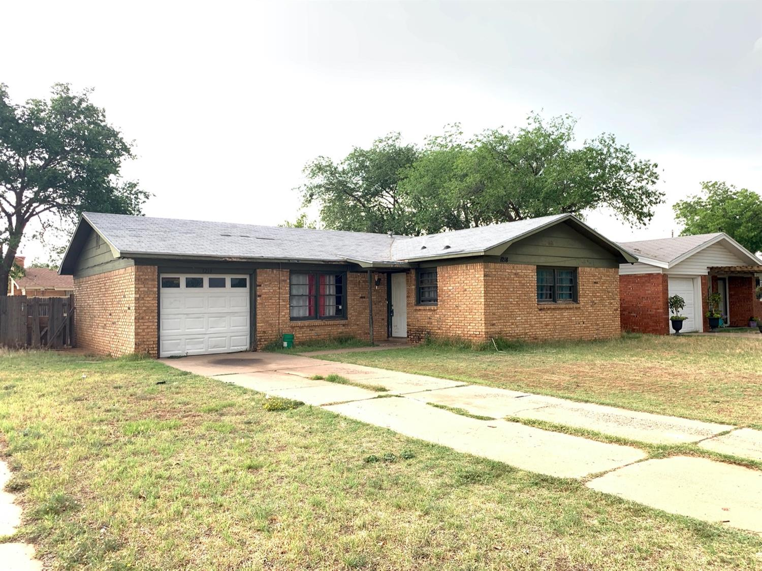 1218 49th Street, Lubbock in Lubbock County, TX 79412 Home for Sale