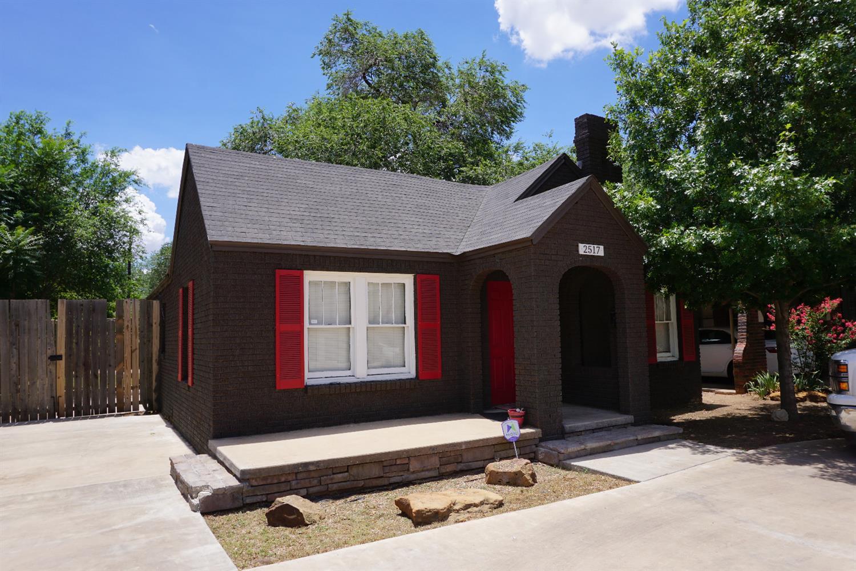2517 20th Street, Lubbock, Texas