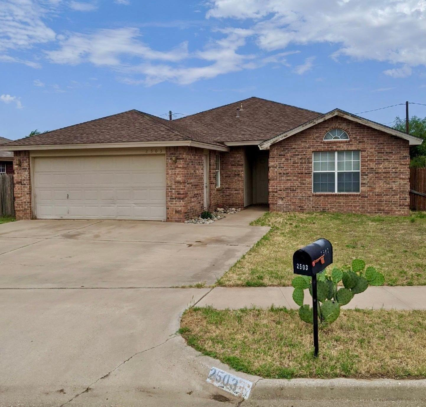 2503 Cypress Street, Lubbock in Lubbock County, TX 79403 Home for Sale