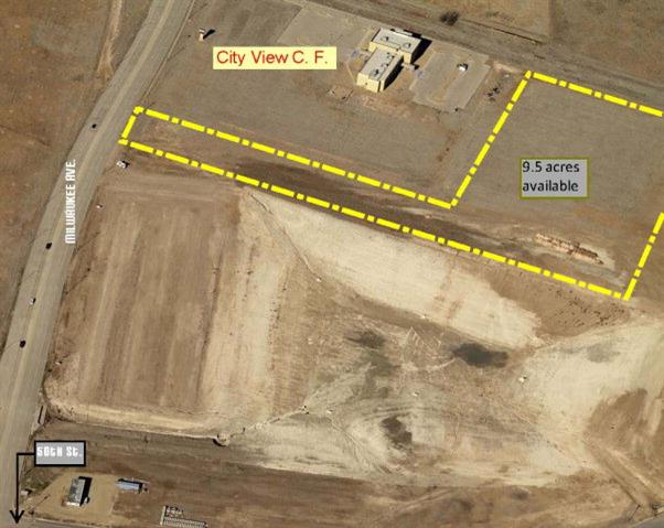 9.5 acres Lubbock, TX
