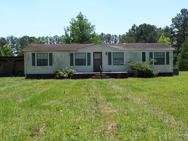 Photo of 15822 FRANCES ROAD  Gibson  NC