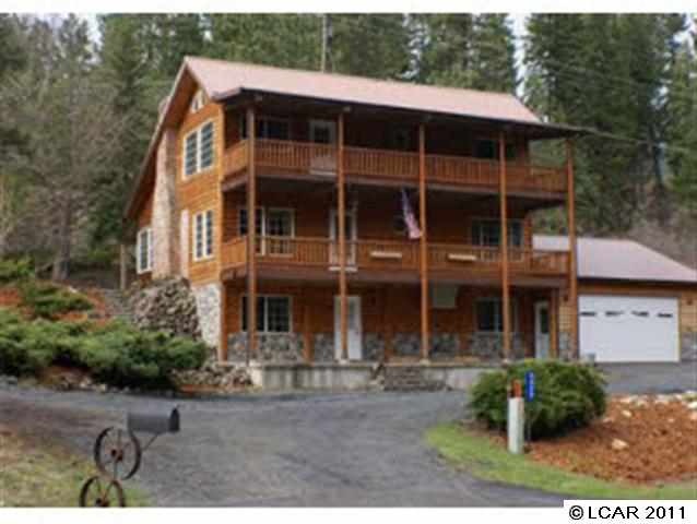 2 acres in Orofino, Idaho
