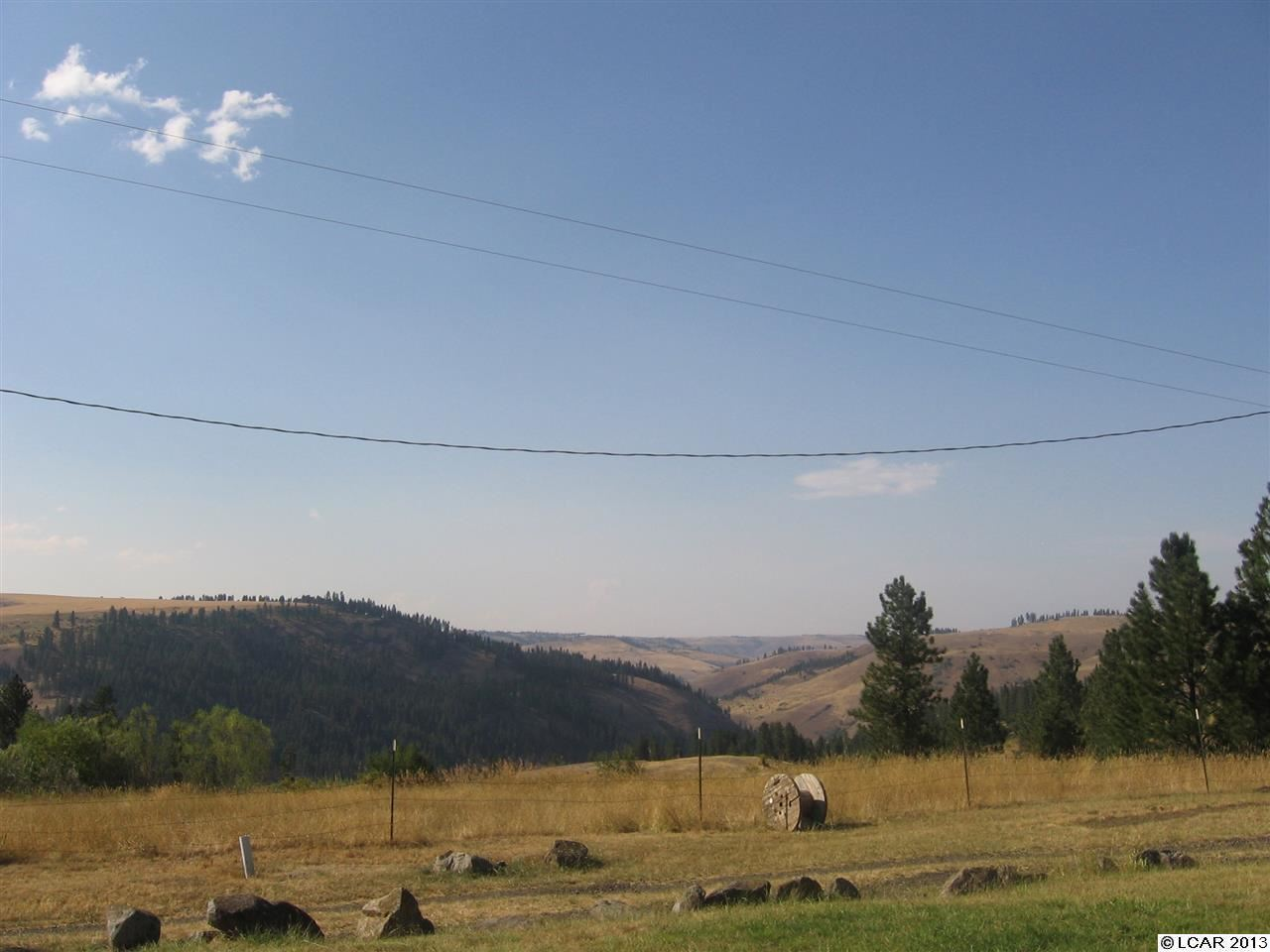 8.6 acres Harpster, ID