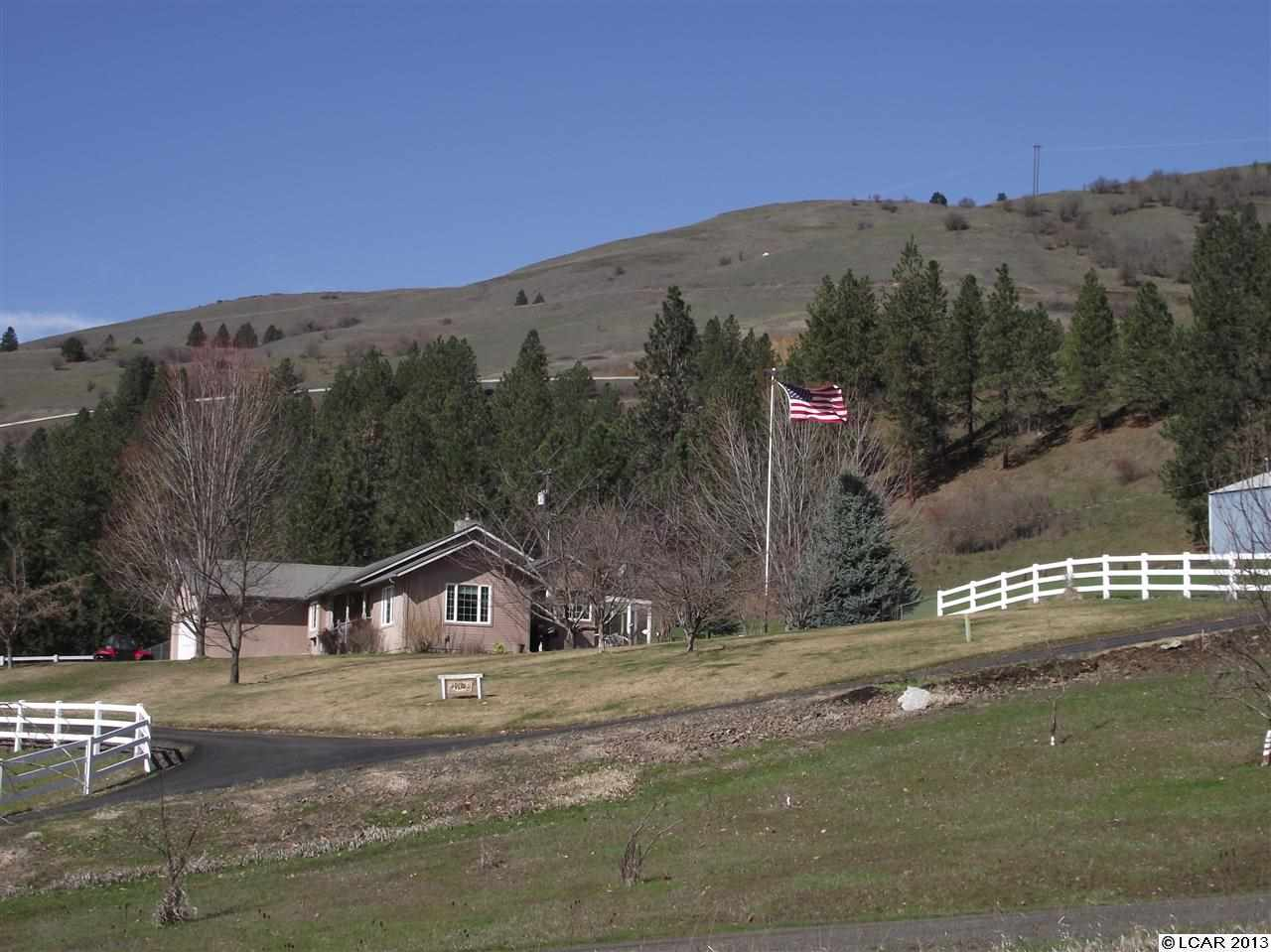 18.48 acres in Kendrick, Idaho