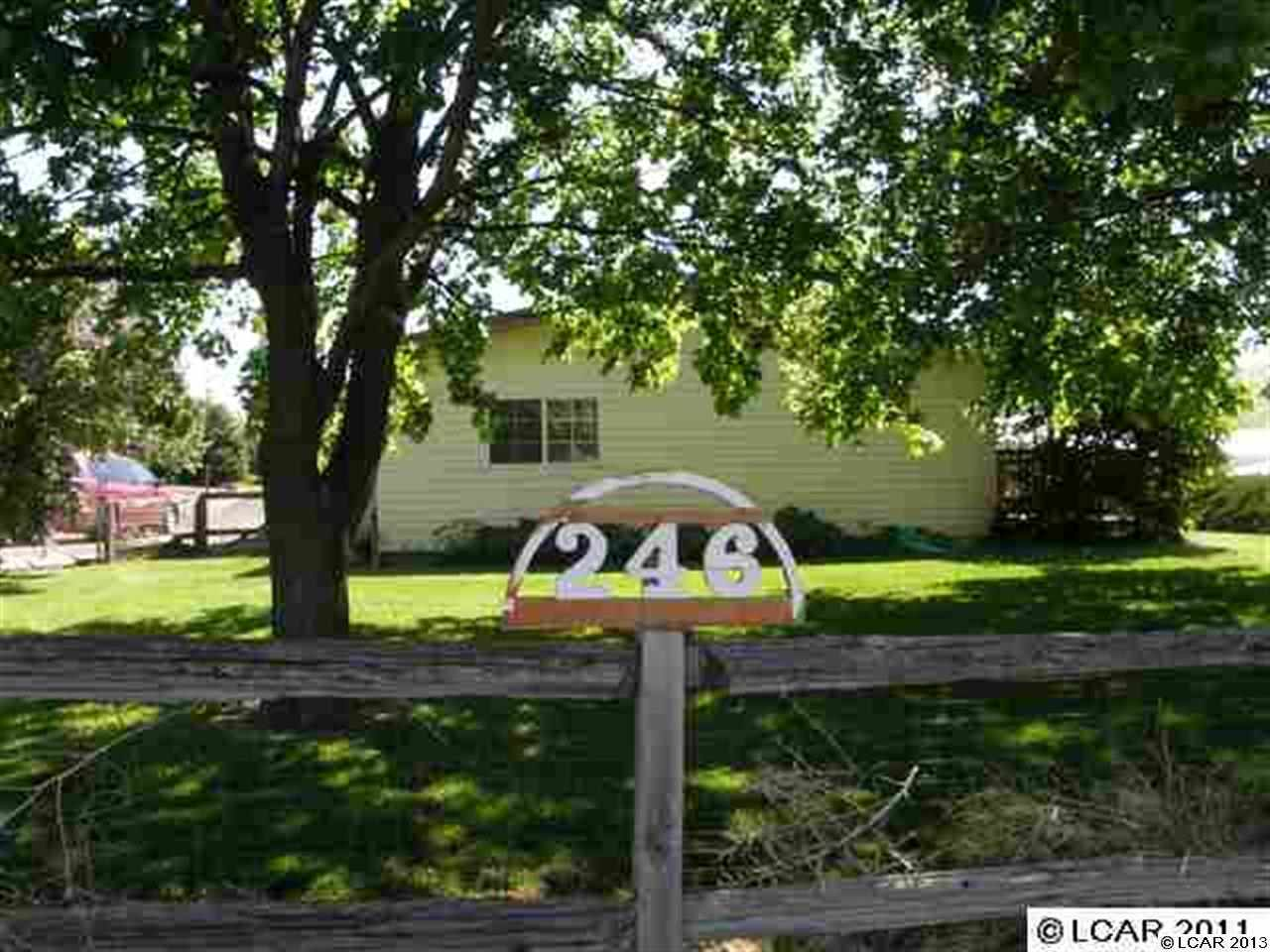 246 25th St, Pomeroy, WA 99347