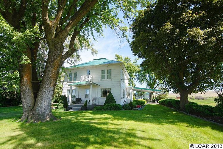 Image of Residential for Sale near Pomeroy, Washington, in Garfield County: 5 acres