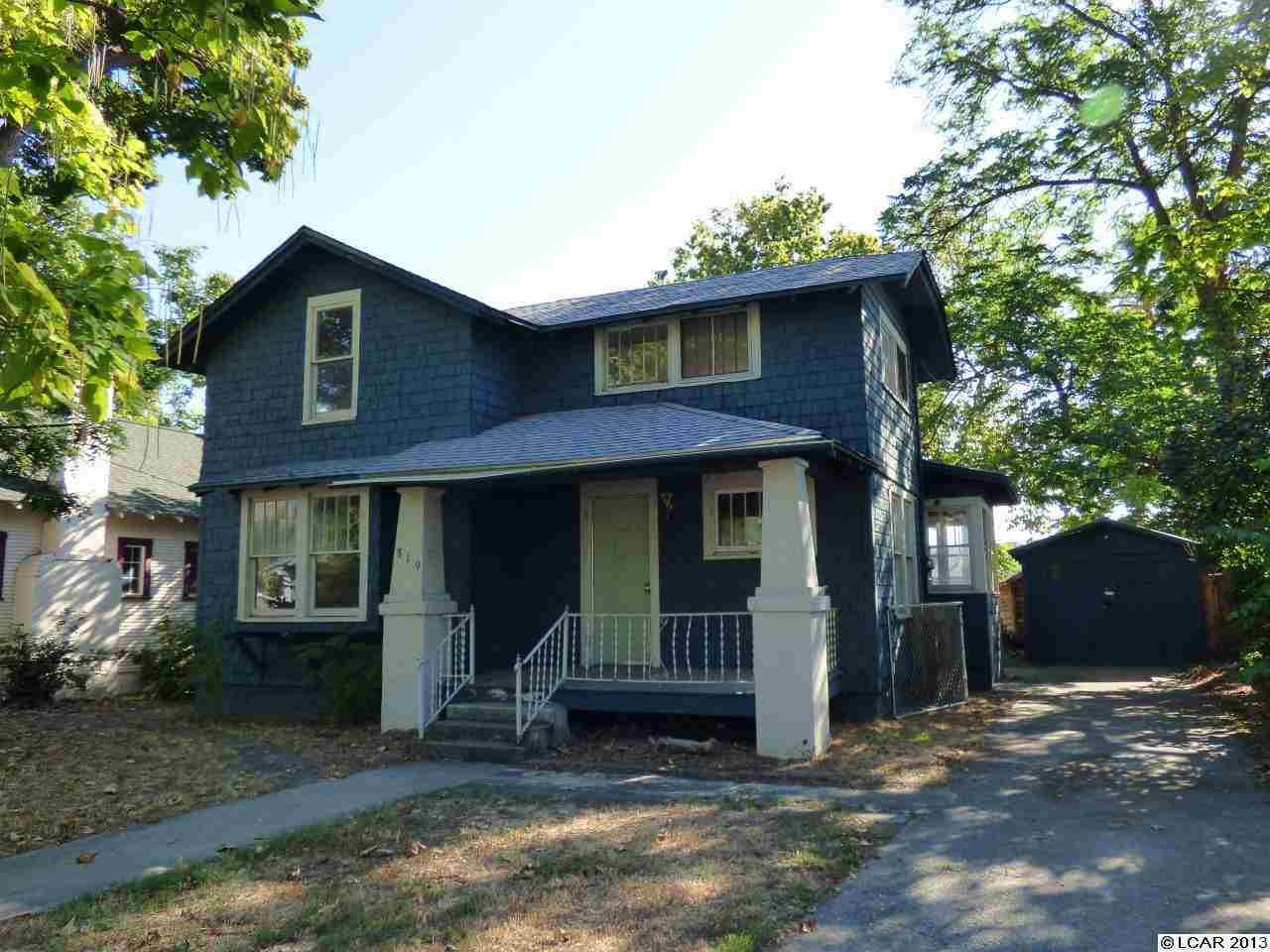 819 2nd St, Clarkston, WA 99403