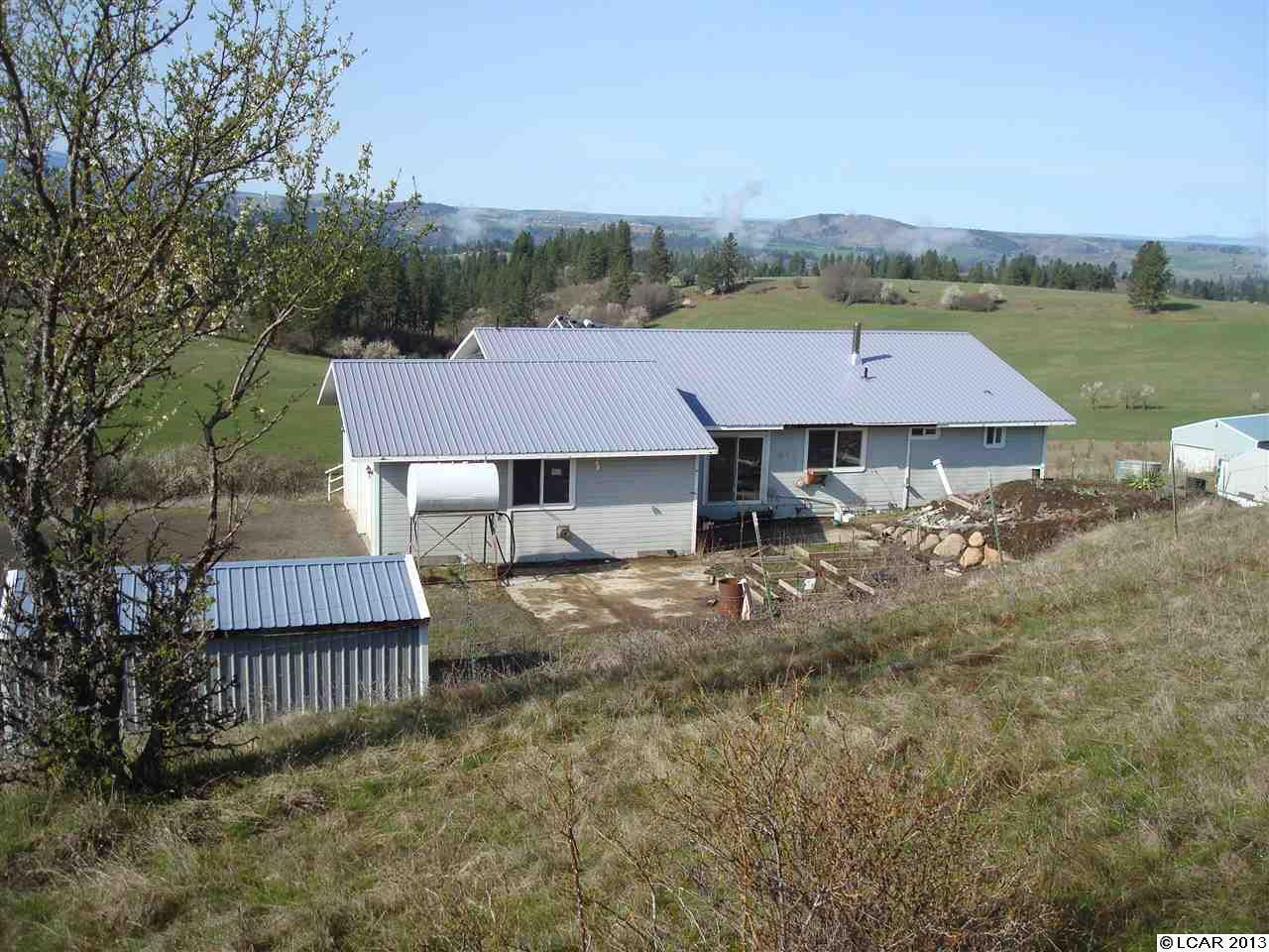35 acres Stites, ID