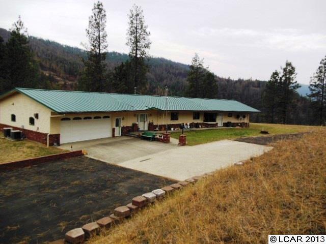 10.53 acres Orofino, ID